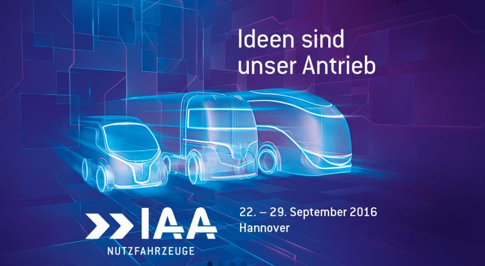 Die 66. IAA Nutzfahrzeuge wird als größte Mobilitätsmesse noch internationaler