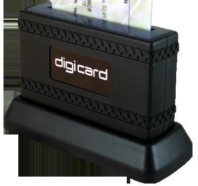 digicard - Kartenlesegerät für das Auslesen der Fahrerkarte