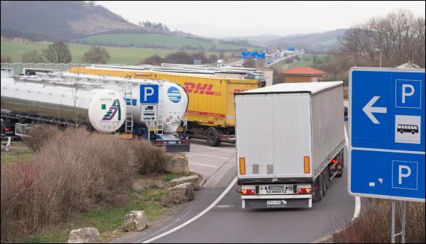 EU-Staaten gegen Sozialdumping im Transportgeschäft